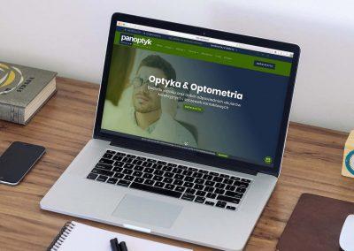 Strona Internetowa dla Okulisty