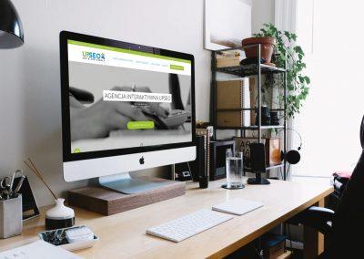 Strona Internetowa dla Agencji SEO & SEM