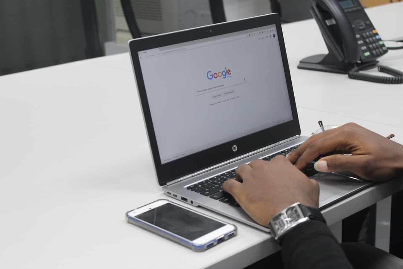 lokalne wyniki wyszukiwania w google