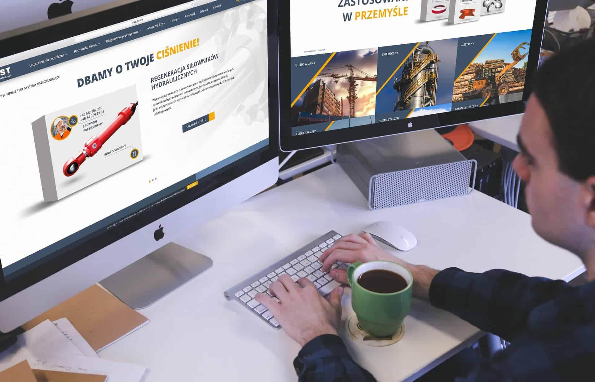strona internetowa dla teat.pl - Agencja Marketingowa OzonMedia Wrocław (2)