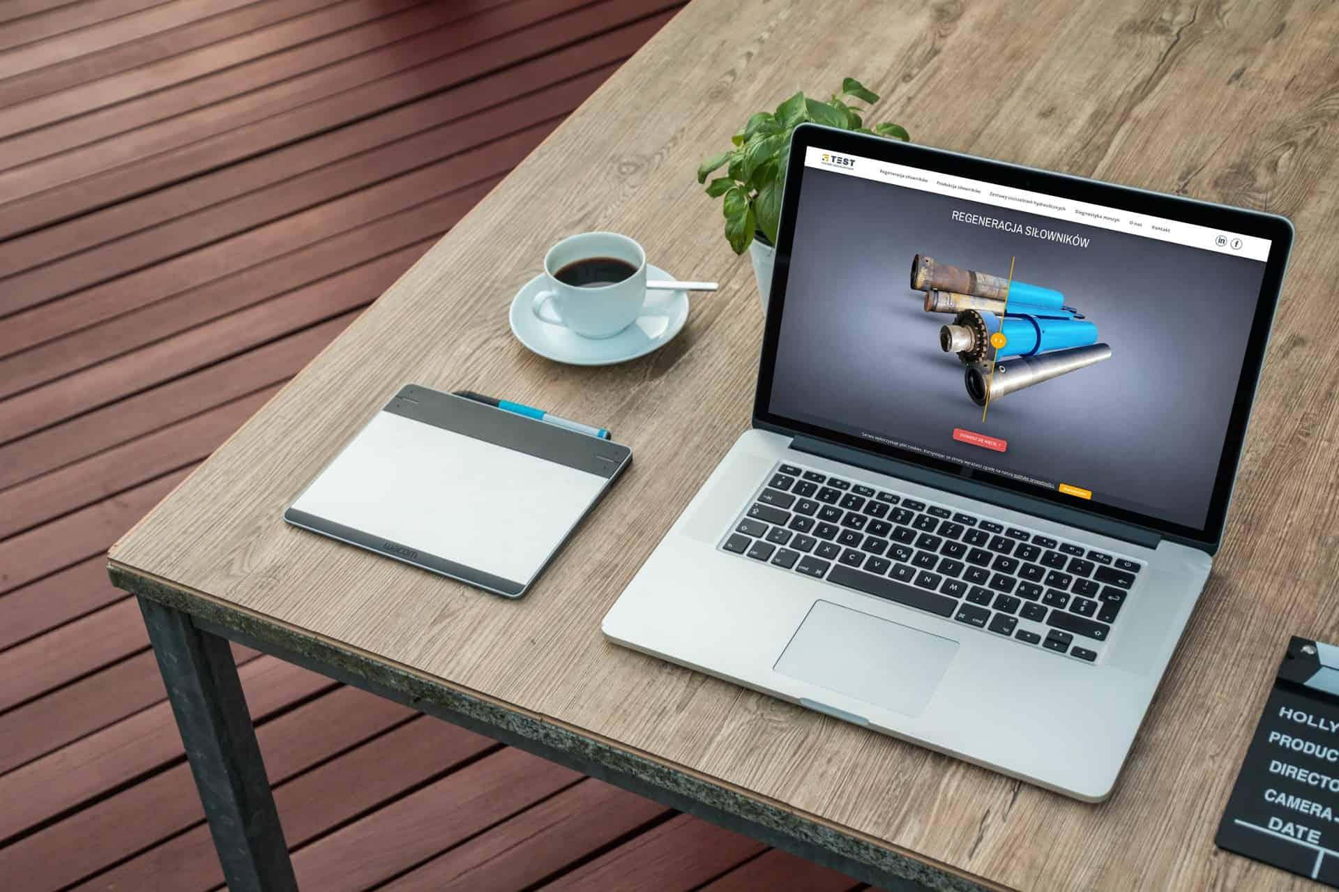 projekt strony internetowej dla firmy usługowej - agencja marketingowa OzonMedia Wrocław (5)