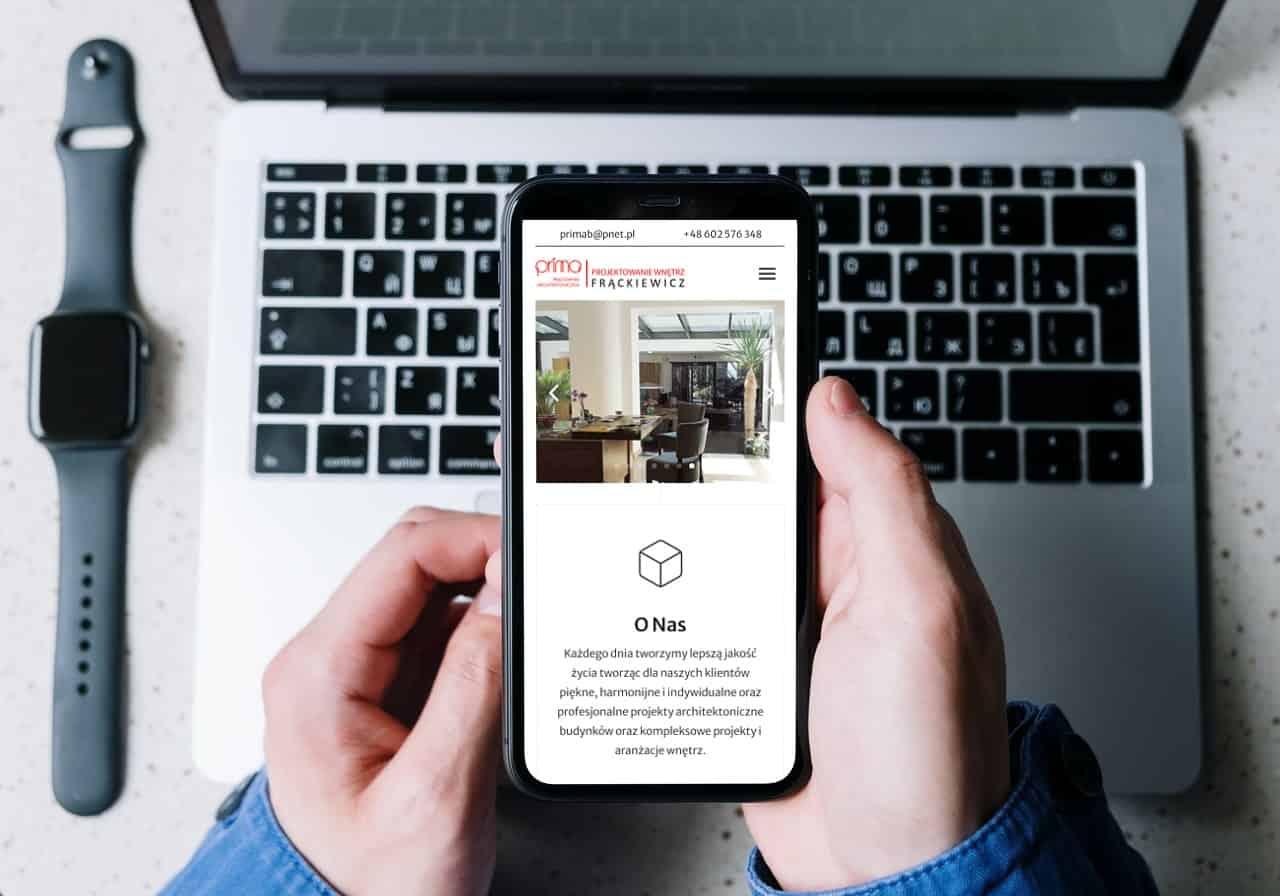 strona internetowa dla architekta - Agencja Marketingowa Ozonmedia Wrocław (2) (1)