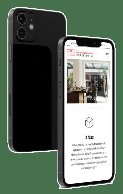 strona internetowa dla architekta - Agencja Marketingowa Ozonmedia Wrocław (3)
